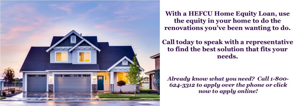 Contact our loan department at 1-800-624-3312, option 3, to discuss your loan possibilities today!