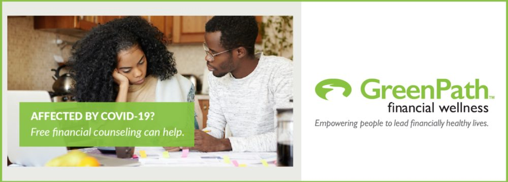 Affected by COVID-19? Free financial counseling can help. Visit https://www.hefcu.com/resources/greenpath-financial-wellness/ today for more information.