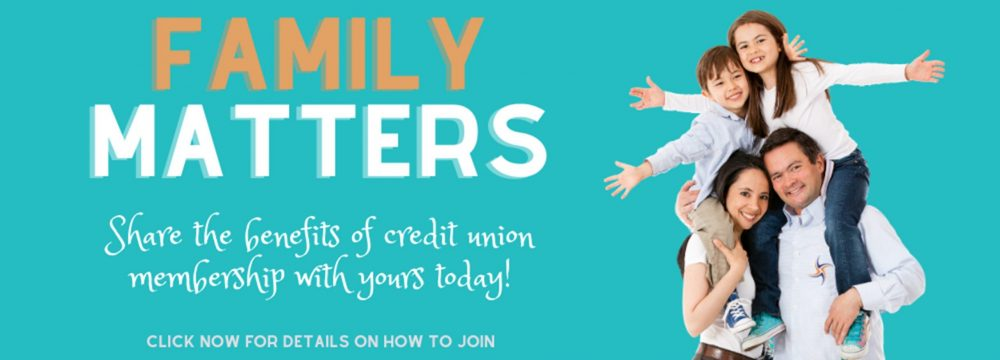 Let your family in on the secret! Credit union membership is available. Visit https://www.hefcu.com/about/membership/ for more details or to join today.